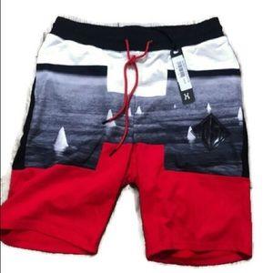 NWT Sz X/L Beach Shorts Summer